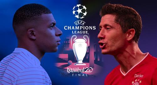 PSG vs Bayern Múnich: pronóstico del partido y cuándo juegan por la final de la Champions League