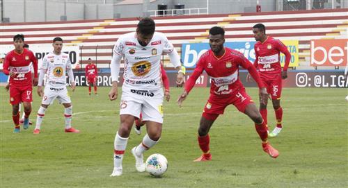 Ayacucho FC igualó 1-1 con Sport Huancayo por la fecha 8 de la Liga 1 del fútbol peruano