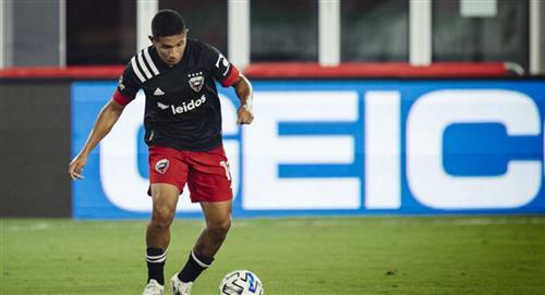 Edison Flores: DC United oficalizó lesión del volante peruano, que estará de baja por más de un mes
