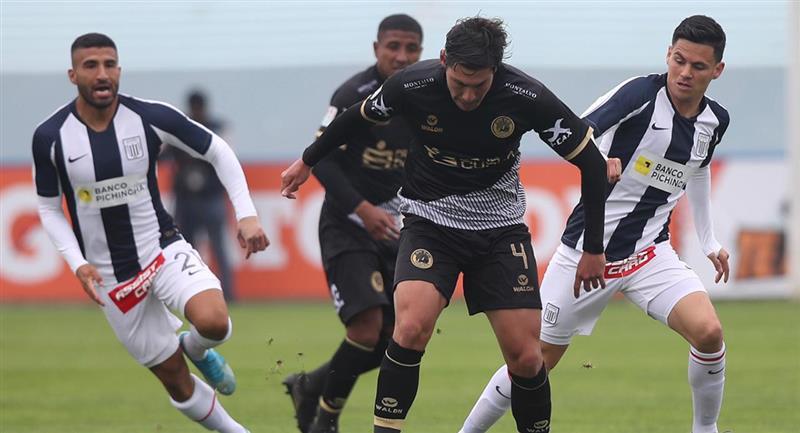Alianza Lima y Cusco FC igualaron sin goles por la fecha 9 de la Liga 1 del fútbol peruano