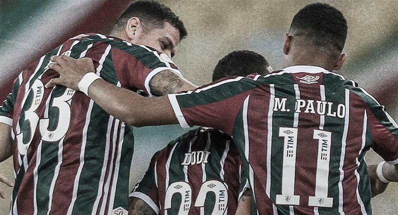 Fluminense ganó en casa 2-1 por el Brasileirao. Foto: Twitter @FluminenseFC
