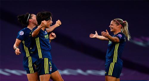 UEFA Women's Champions League: Lyon venció a Wolfsburgo y es pentacampeón de la Liga de Campeones Femenina