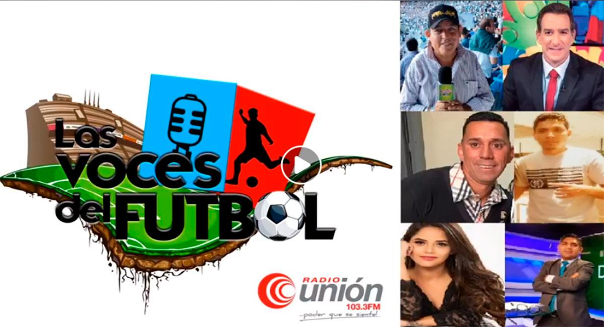 Disfruta en vivo del mejor programa deportivo del Perú. Foto: Facebook @radiouniontv