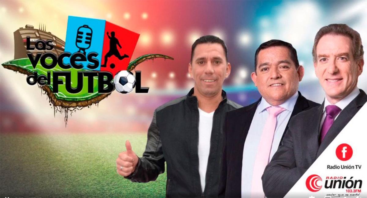 Disfruta en vivo del mejor programa deportivo del Perú. Foto: Facebook Radio Unión