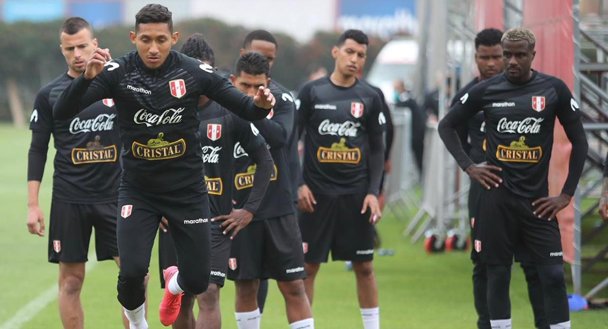 Selección Peruana: así fue el tercer día de entrenamiento en la Videna