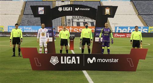 Liga 1: programación de la fecha 11 de la fase 1 del fútbol peruano