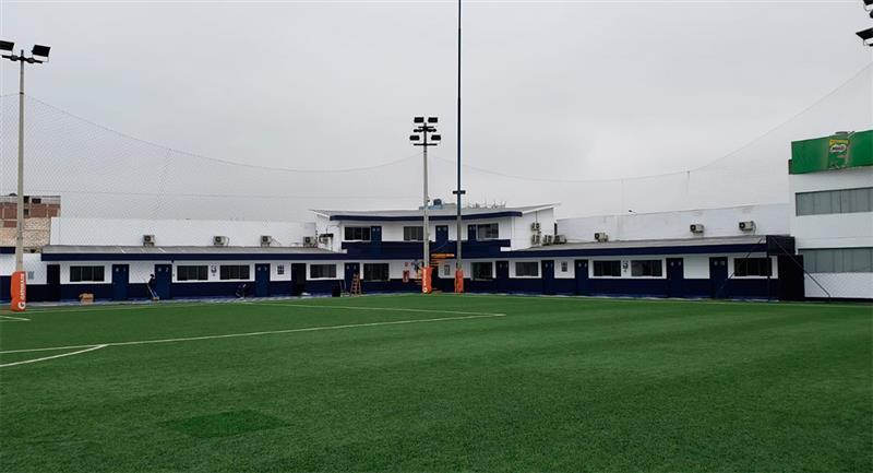 Alianza Lima presentó su remodelada Villa 'íntima'. Foto: Cortesía Alianza Lima