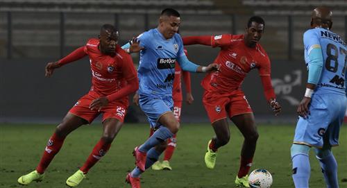Binacional y Cienciano igualaron sin goles por la fecha 10 de la Liga 1 del fútbol peruano