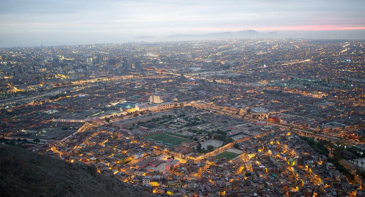 Perú se encuentra en una zona altamente sísmica. Foto: Pixabay @youleks