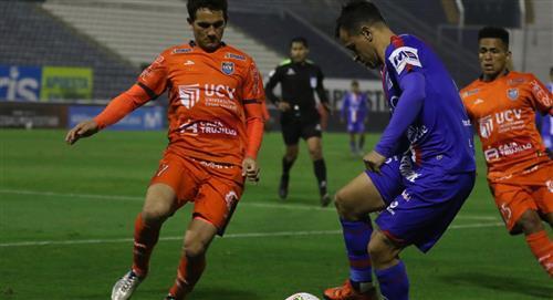 Carlos Mannucci y César Vallejo igualaron 1-1 por la fecha 10 de la Liga 1 del fútbol peruano