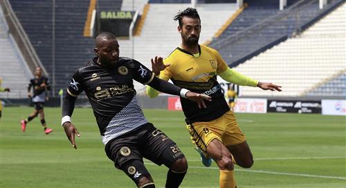Cusco FC y Cantolao igualaron 1-1 por la fecha 10 de la Liga 1 del fútbol peruano