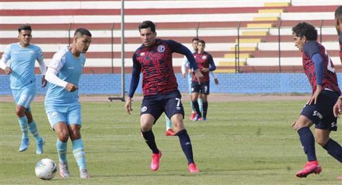 Deportivo Municipal igualó 2-2 con Deportivo Llacuabamba por la fecha 10 de la Liga 1 del fútbol peruano