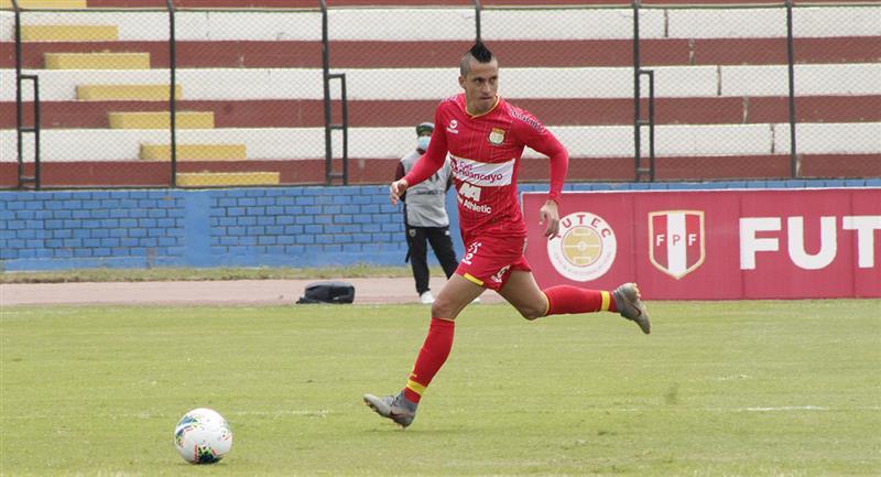 Sport Huancayo venció 1-0 a Carlos Stein. Foto: Prensa FPF