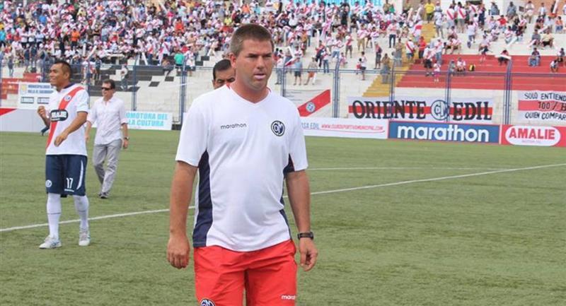 Francisco Melgar será nuevo DT de Cusco FC. Foto: Andina