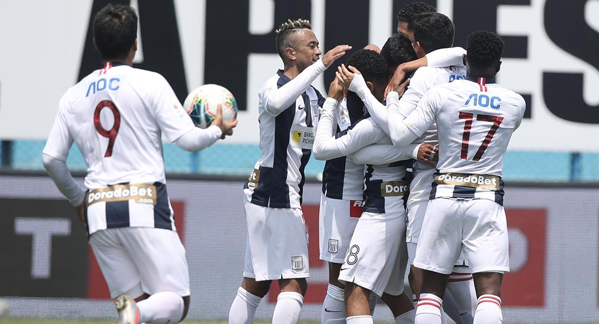 Alianza Lima sale por la victoria ante UTC. Foto: Prensa FPF