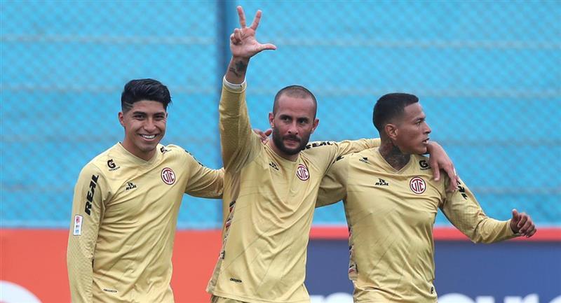 UTC venció 2-0 a Alianza Lima. Foto: Prensa FPF
