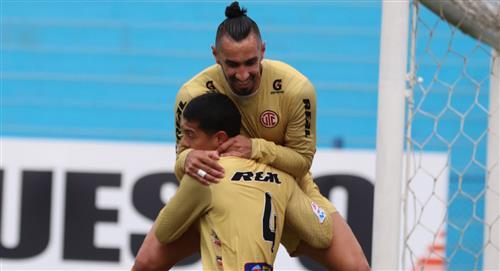 UTC venció 2-0 a Alianza Lima por la fecha 11 de la Liga 1 del fútbol peruano