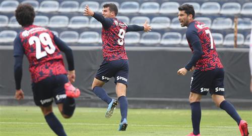 Deportivo Municipal dio vuelta y venció 2-1 a Ayacucho FC por la fecha 11 de la Liga 1 del fútbol peruano