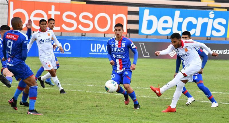 Atlético Grau superó 2-0 a Mannucci. Foto: Prensa FPF