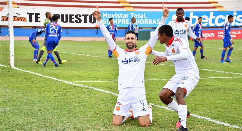 Atlético Grau logró su primera victoria del año. Foto: Prensa FPF