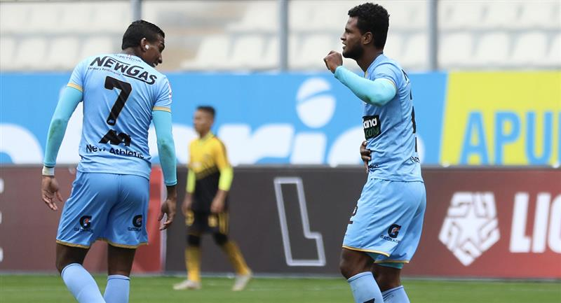 Aldair Rodríguez tendrá su primera experiencia en el exterior. Foto: Prensa FPF