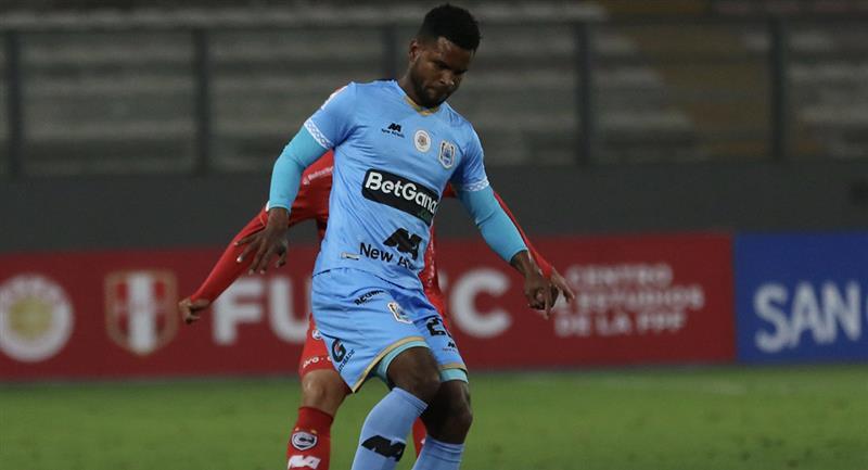 Aldair Rodríguez lleva seis goles en la Liga 1 este 2020. Foto: Prensa FPF