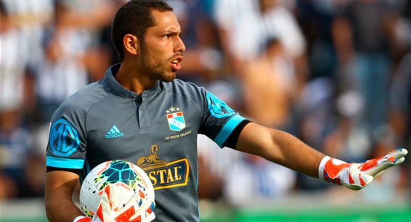Patricio Álvarez fue separado del primer equipo 'celeste'. Foto: Twitter Difusión