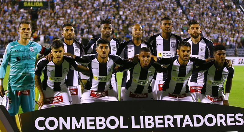 Alianza Lima buscará sus primeros tres puntos en la Libertadores. Foto: Twitter Difusión