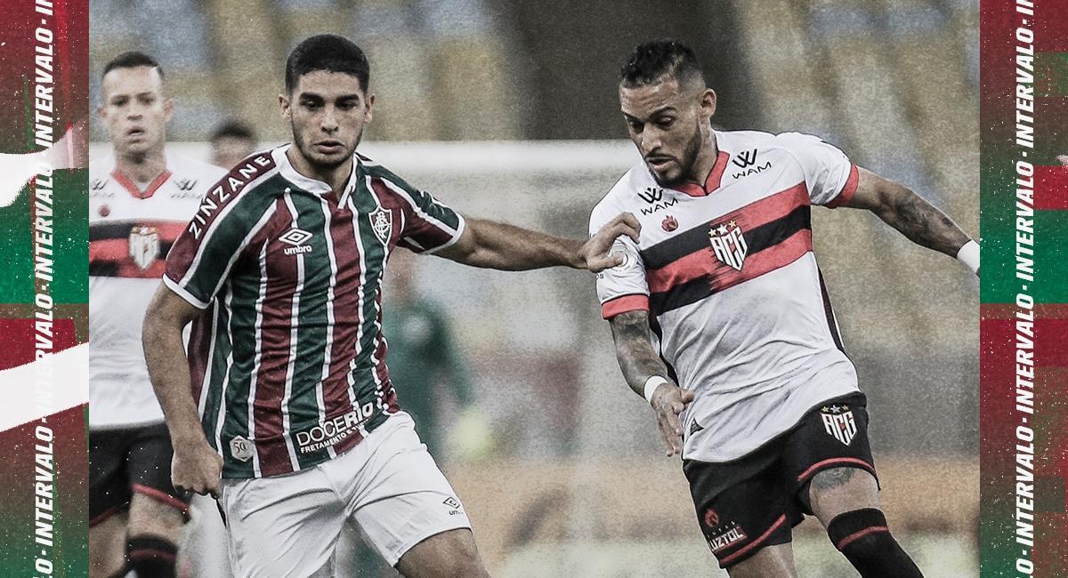 Fluminense venció por la Copa de Brasil. Foto: Twitter Fluminense