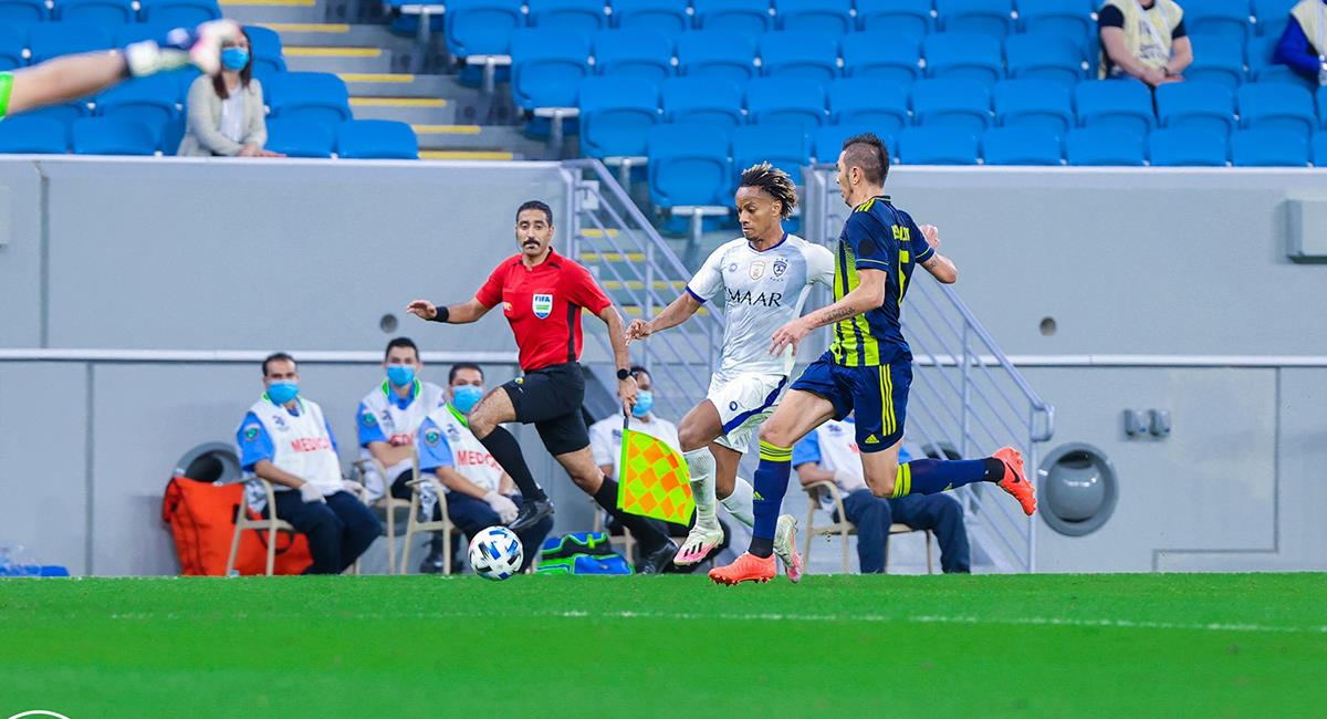 Al Hilal sigue en la punta de la Champions de Asia. Foto: Twitter @Alhilal_EN