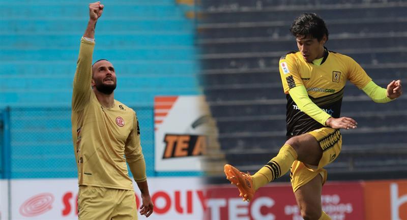 UTC y Cantolao jugarán en el Estadio San Marcos. Foto: Prensa FPF