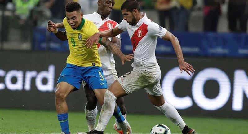 Brasil y sus convocados para Eliminatorias. Foto: EFE