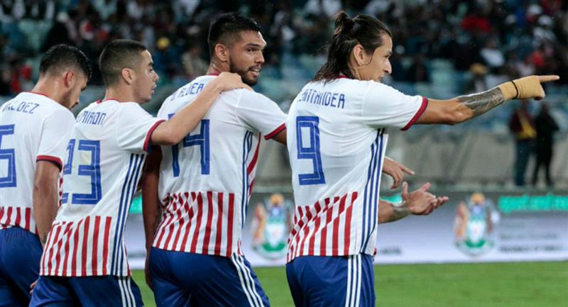 Paraguay debuta con la Selección Peruana en Asunción el próximo 8 de octubre. Foto: Twitter Difusión
