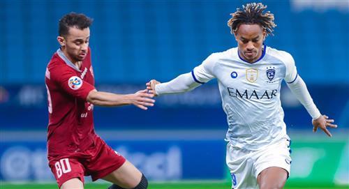 Al Hilal de André Carrillo clasificó a octavos de final de la Champions League de Asia