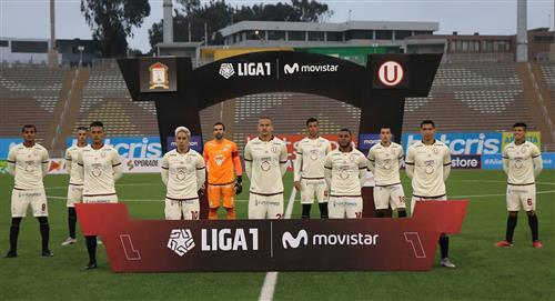 Liga 1: así va la tabla de posiciones de la fecha 13 EN VIVO de la Fase 1 del fútbol peruano