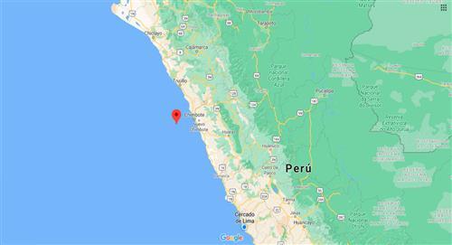 Temblor de 4.0 de magnitud sacude Chimbote, en Áncash