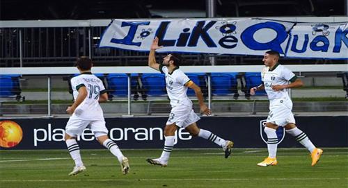 Timbers de Andy Polo golea al Earthquakes de Marco López en la MLS