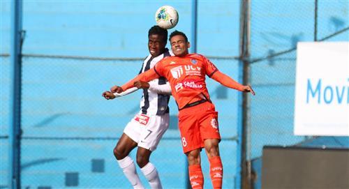 Alianza Lima igualó 1-1 ante César Vallejo por la fecha 13 de la Liga 1 del fútbol peruano