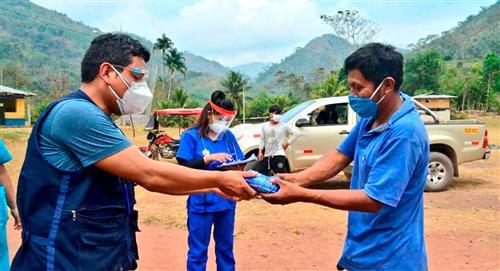 COVID-19 en Perú: Reporte de infectados de coronavirus al domingo 20 de septiembre