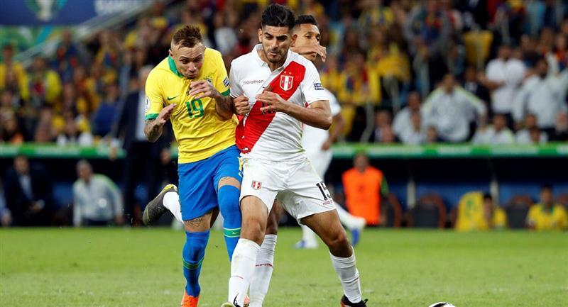 Peru Vs Brasil Cambio De Hora Para La Segunda Fecha De Eliminatorias Qatar 2022