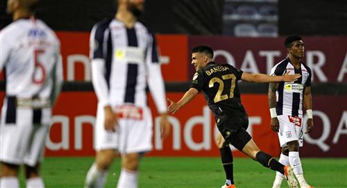 Alianza Lima cayó 2-0 en casa ante Racing por la fecha 4 de la Copa Libertadores