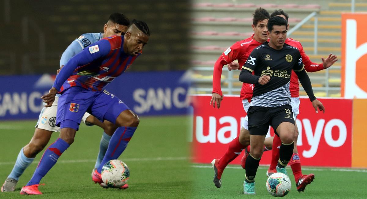 Alianza Universidad y Cusco FC juegan en la Videna. Foto: Prensa FPF