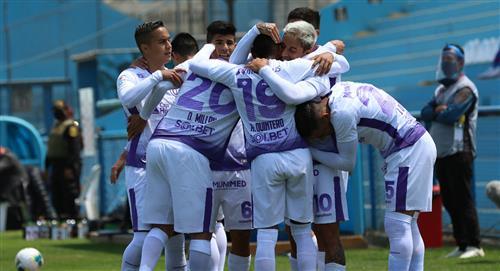 Carlos Mannucci vs Universitario: goles del empate entre 'carlistas' y 'cremas' por la fecha 13 de la Liga 1