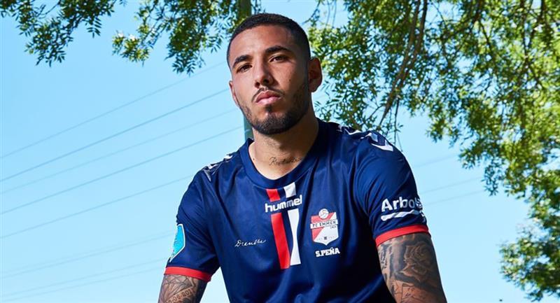 Sergio Peña estaría en la lista de convocados. Foto: Twitter FC Emmen