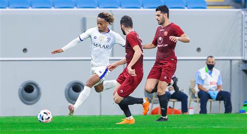 Al Hilal vs Al Ahli Dubai EN VIVO con André Carrillo por la Champions League de Asia AFC