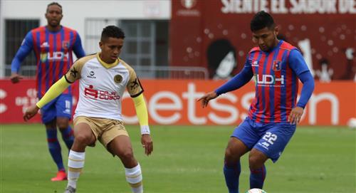 Alianza Universidad vs Cusco FC por la fecha 13 de la Liga 1 del fútbol peruano