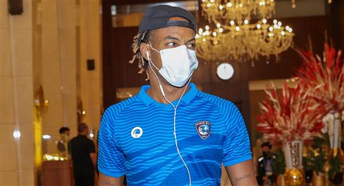 André Carrillo: Al Hilal fue eliminado de la Champions League de Asia por órdenes de la AFC