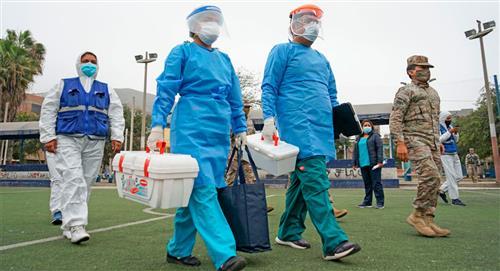 COVID-19 en Perú: Reporte de infectados de coronavirus al martes 22 de septiembre
