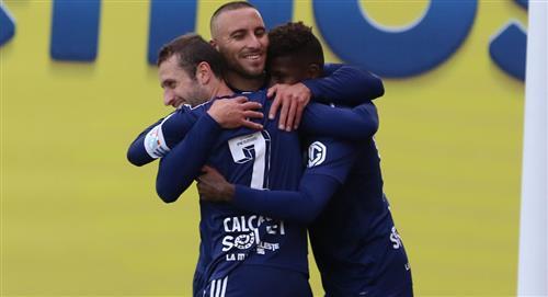 Deportivo Llacuabamba vs Sporting Cristal: revive los goles del triunfo 'celeste' en Videna (VIDEO)