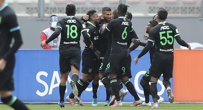 Alianza Lima juega nuevamente por Copa Libertadores. Foto: Prensa FPF